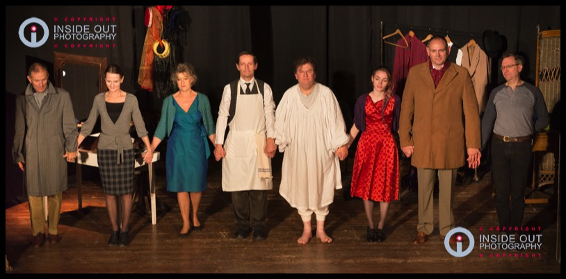 The Dresser by Ronald Harwood Curtain-Call