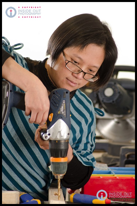Wai-Yin DIY Courses for women