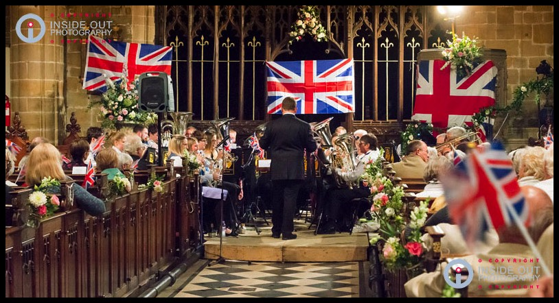 Tideswell Last Night of the Proms