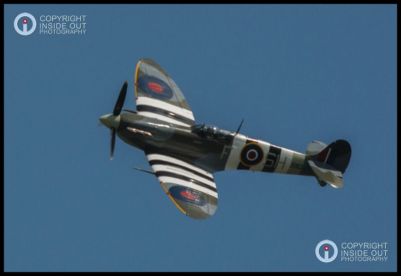 Wakes-2015 Spitfire Battle of Britain memorial